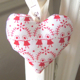 Scandi Heart Decoration